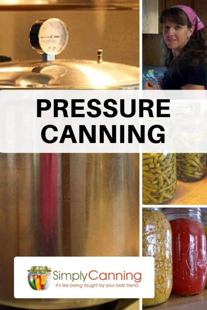 pressure canning pin