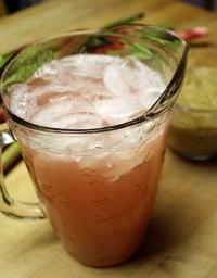 rhubarb recipe tea