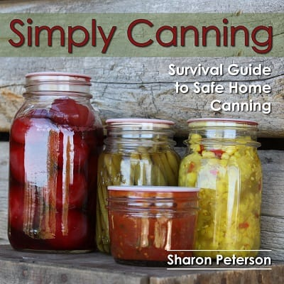 simply canning cover