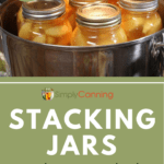 stacking jars