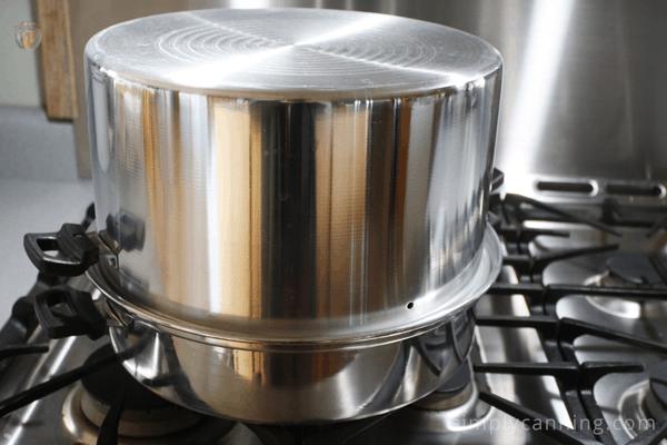 steam canner