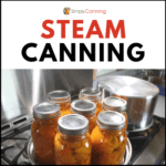 steam canning peaches