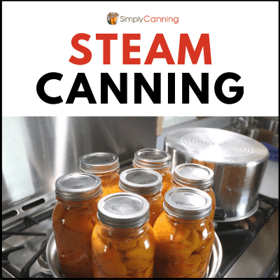steam canning oranges