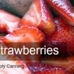 strawberry recipes top