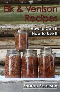venison recipes cover