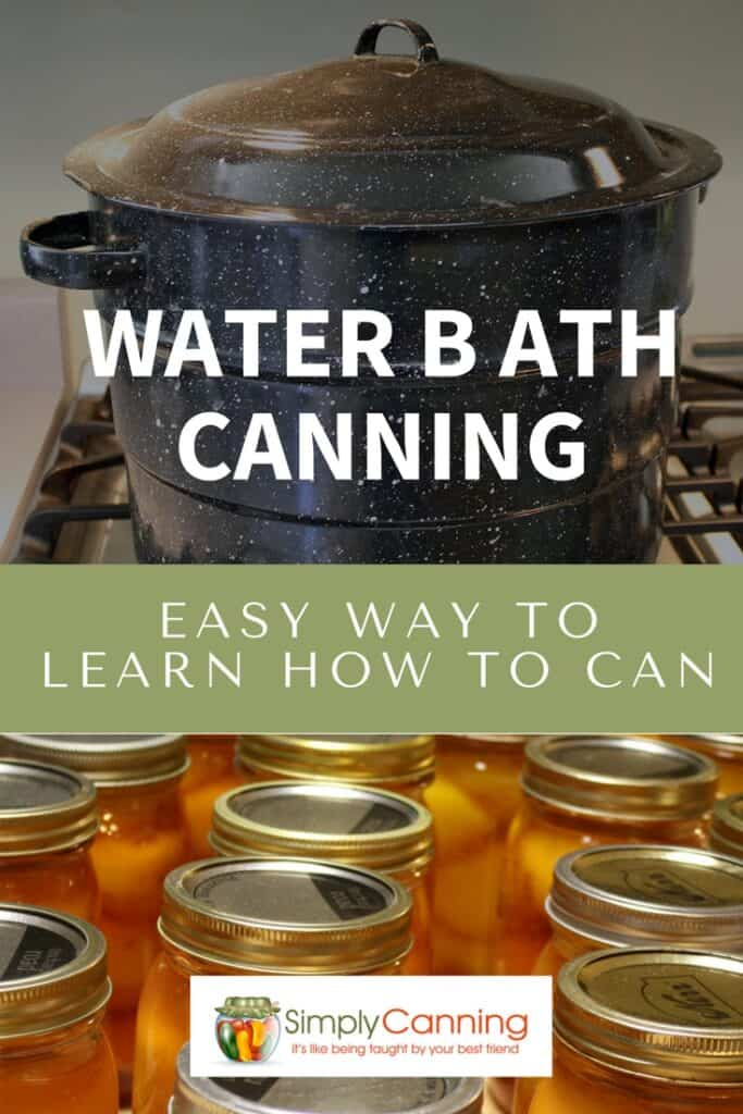 water bath canning pin